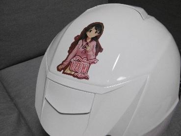 ヘルメットにステッカー.jpg